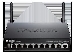 D-link DSR-250N