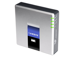VoIP шлюз Linksys SPA 2102