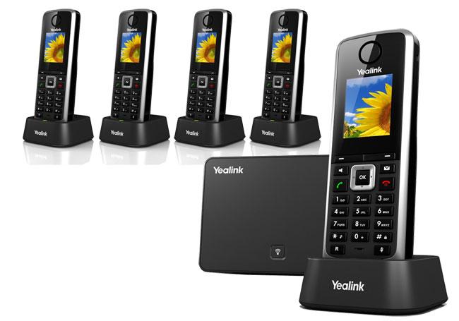 Картинки по запросу YEALINK W52P DECT SIP-телефон